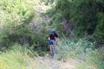 Climbing Trabuco.