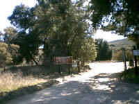 Highlight for Album: Palomar Divide Truck Trail